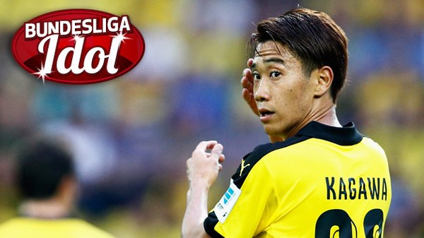 Bundesliga Idol Shinji Kagawa