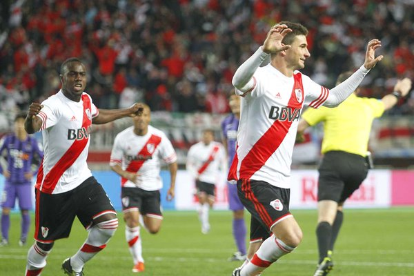 Argentinas River Plate beat Japans Sanfrecce Hiroshima, 1-0, to move onto FIFA Club World