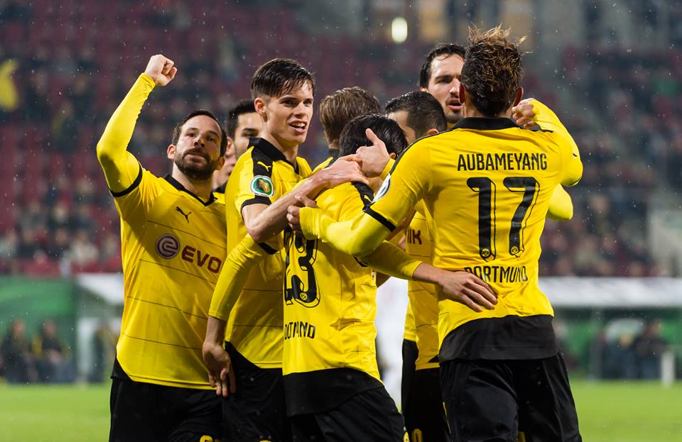 Pokal_FCA 0_2 BVB kagawa assist