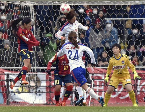 Sawa scores last career goal as INAC Kobe Leonessa win Empresss Cup