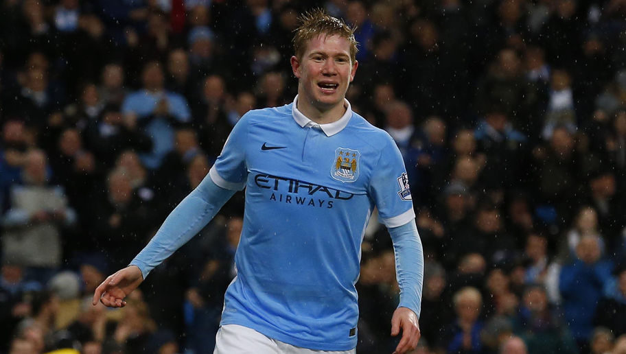 Kevin De Bruyne_Top 10 Attacking Midfielders of 2015