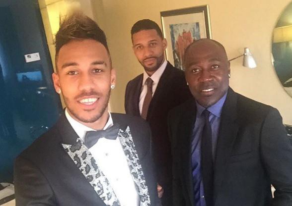 Aubameyang ist Afrikas Fußballer des Jahres