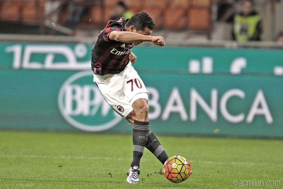 Milan-Carpi 2-1 reti di Bacca e Niang! Ora testa alla semifinale