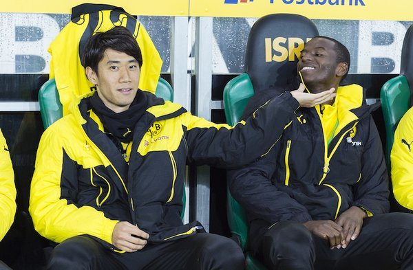 AWAY WIN Perfect_start_2016 Gladbach_1_3 BVB_kagawa