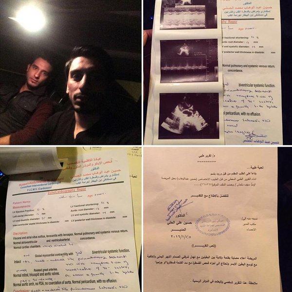 Saif Salman Releases x-raysreports