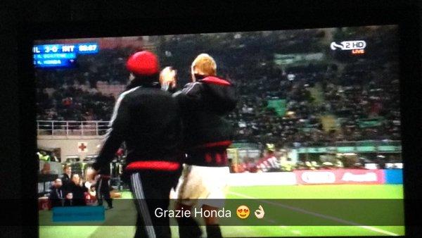 Grazie Honda derby