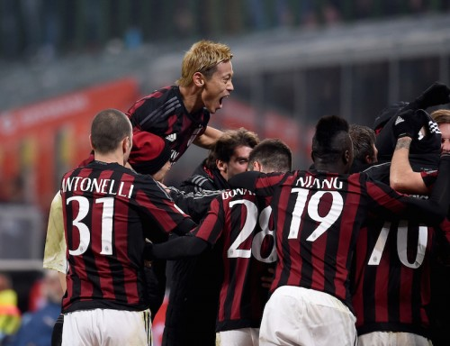 Fischio Finale MilanInter‬ 3_0 honda assists