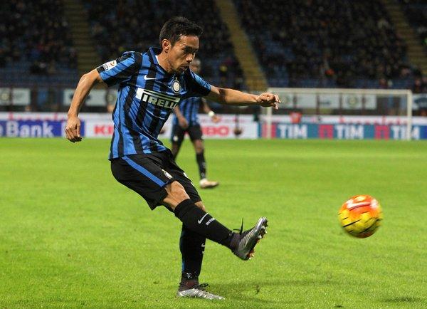 Inter-Chievo 1_0 nagatomo Iniesta