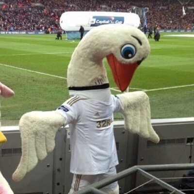 Cyril the Swan