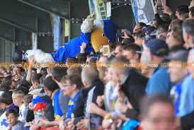 haydon the crowd surfing womble