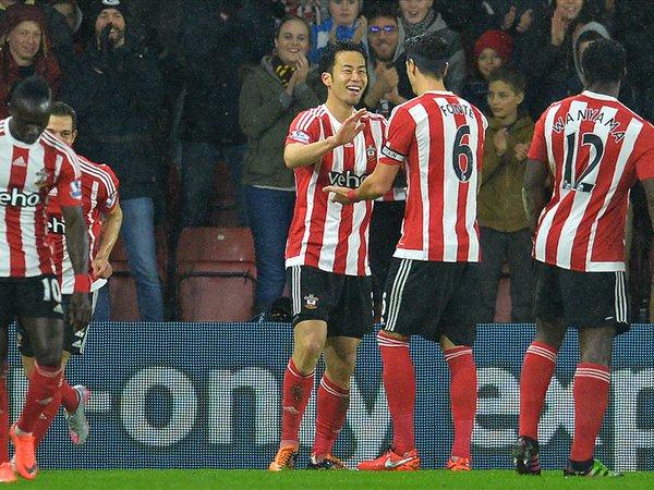 Southampton 1_0 West Ham Yoshida goal