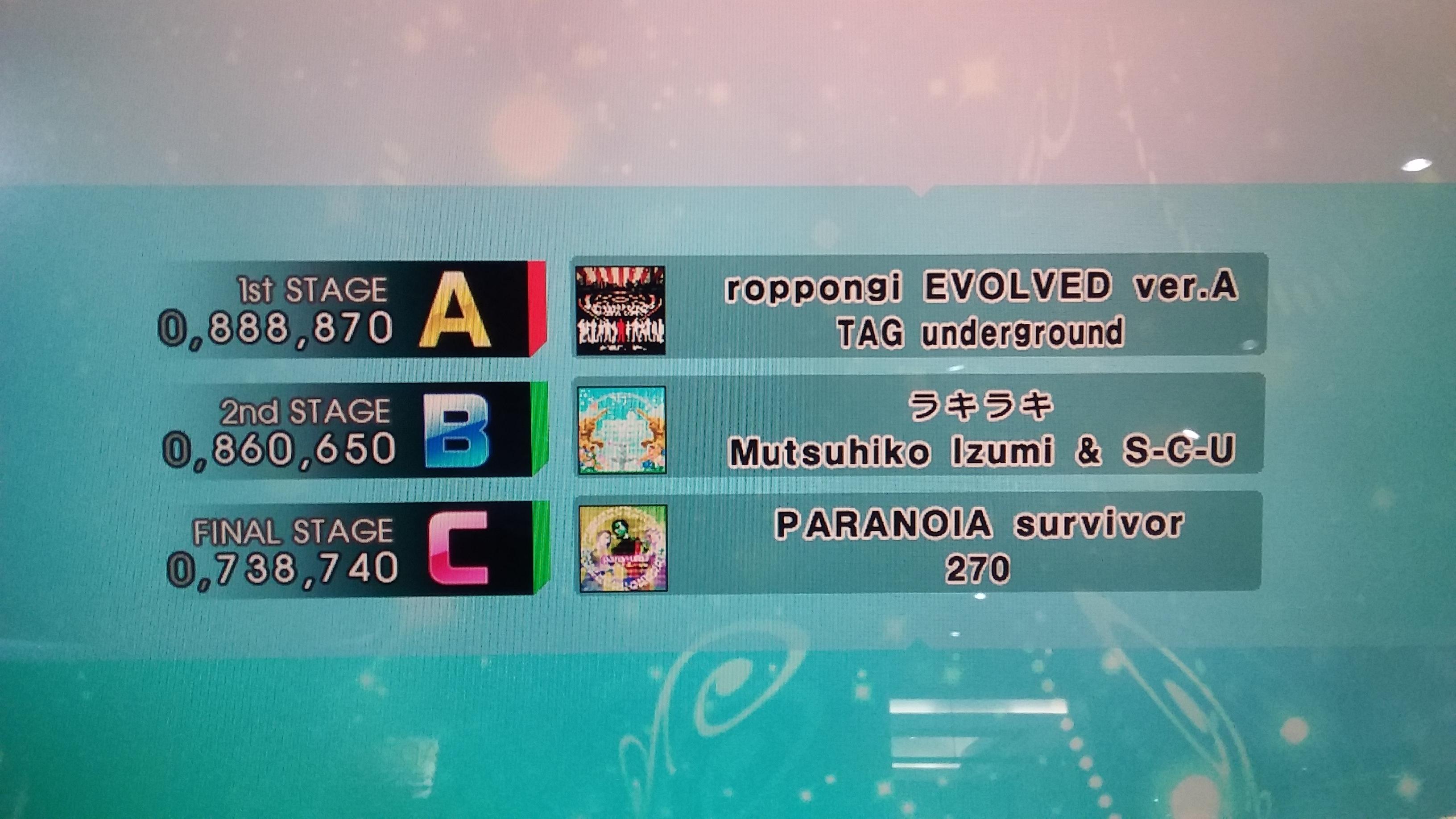 PARANOiA surviver(激)2
