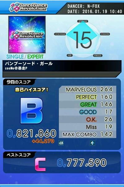 バンブーソード・ガール(激)B