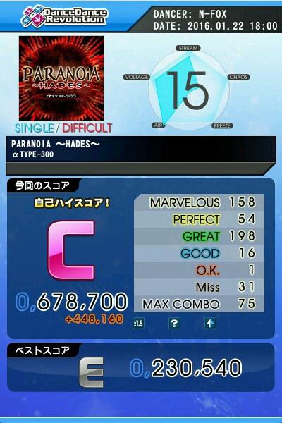 PARANOiA ~HADES~(踊)C