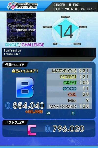 Confession(鬼)
