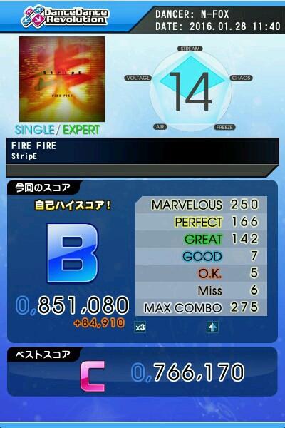 FIRE FIRE(激)B