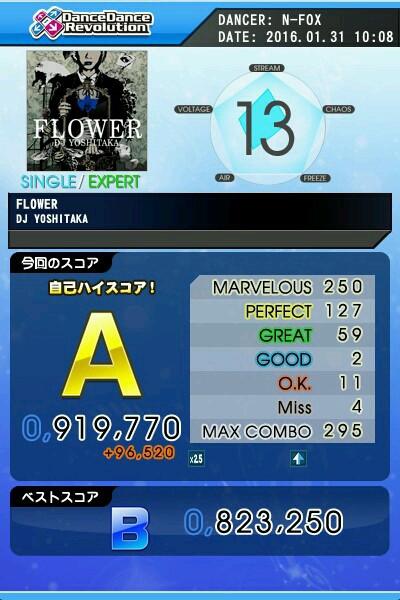 FLOWER 激 A