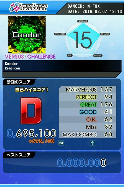 Condor 鬼 D