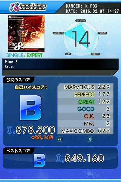 Plan 8 激 B 87