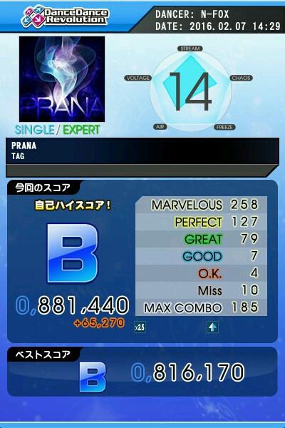 PRANA 激 B 88
