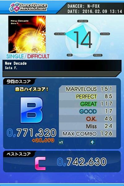 New Decade 踊 B