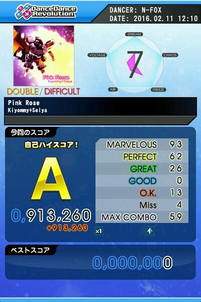 Pink Rose DDP A