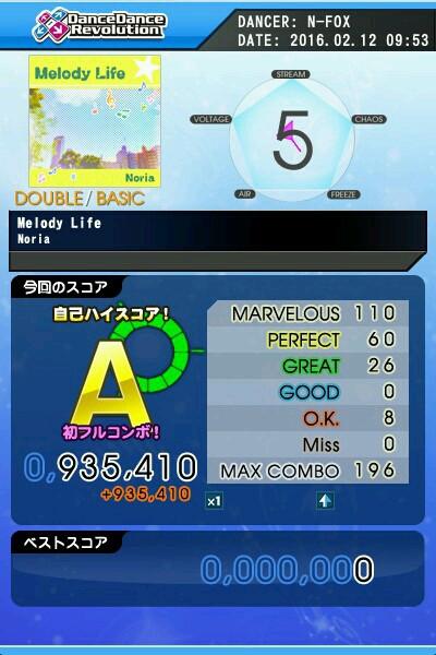 Melody Life BDP A