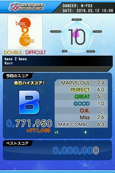 bass 2 bass DDP B