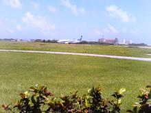 石垣空港は美しい!