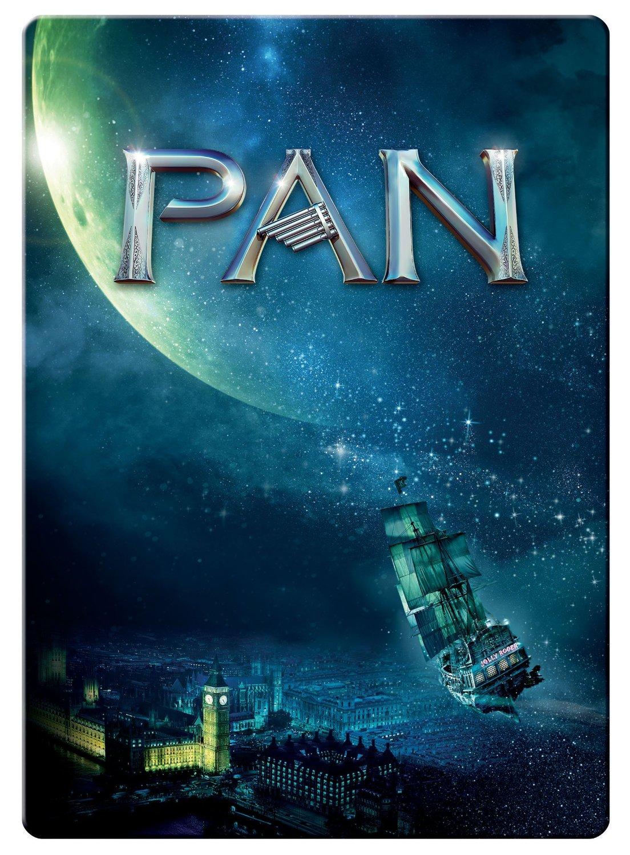 PAN ~ネバーランド、夢のはじまり~ スチールブック