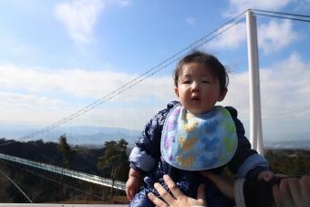 こばぶ大吊橋と