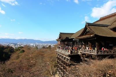 清水寺からの眺望2015