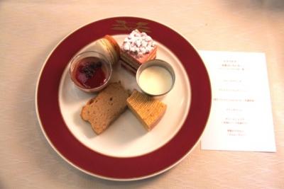 デザートエスコヤマお菓子いろいろトワイライトエクスプレス