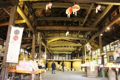 甘露醤油資料館