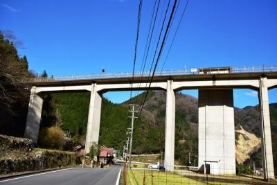 天空の駅宇都井駅近景
