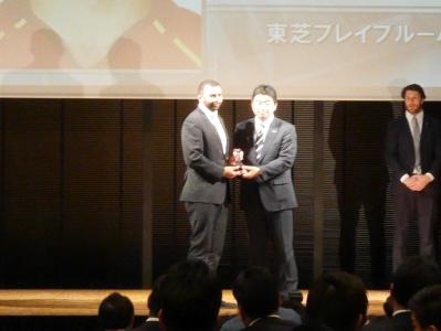2015-2016トップリーグ表彰式16