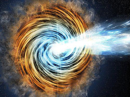 最も遠くの高エネルギーガンマ線天体