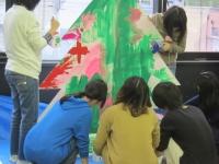 着彩クリスマスツリー2