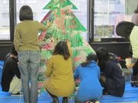 着彩クリスマスツリー4
