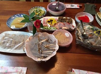 お節料理2