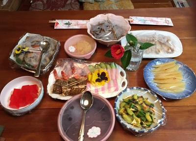 お節料理1