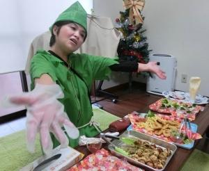 クリスマス会⑮
