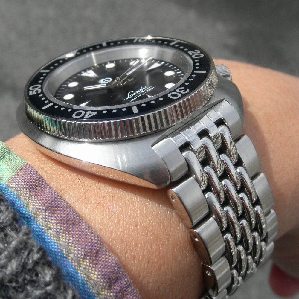 Lamafa Diver Watch C2