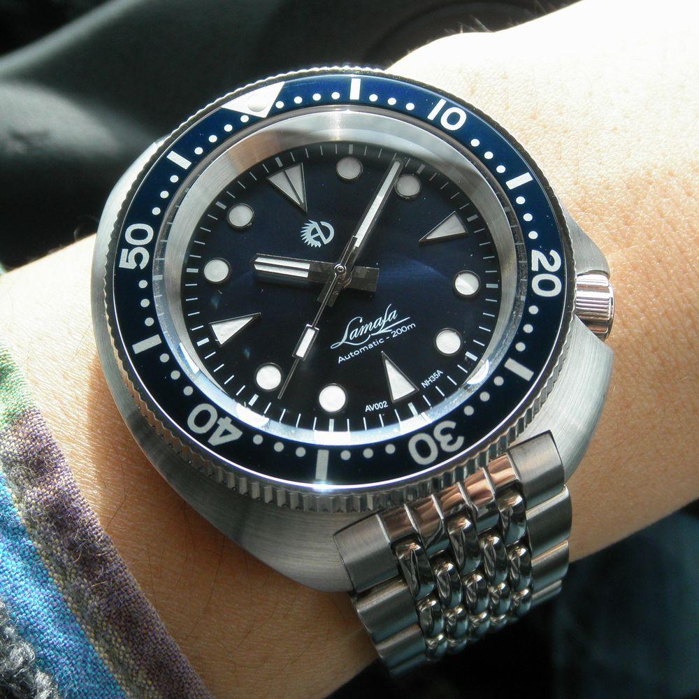 Lamafa Diver Watch C3