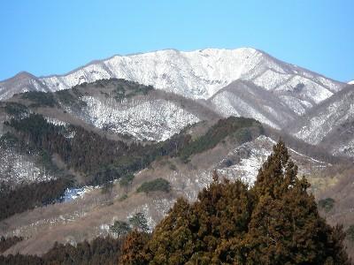 2 駒ヶ岳
