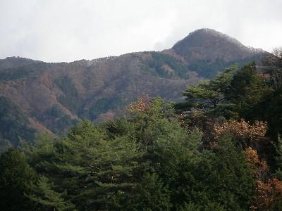 3 三境山(座間峠道から)