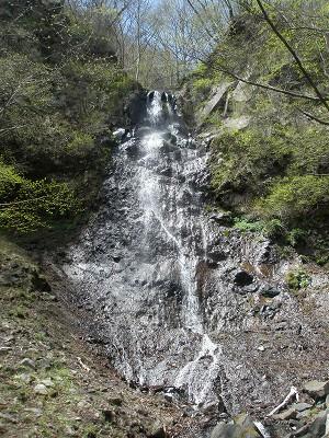 6 三段の滝下段