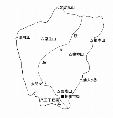 1  桐生地域