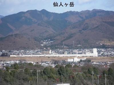 7 仙人ヶ岳