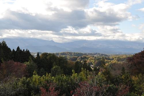 留石公園からの眺め